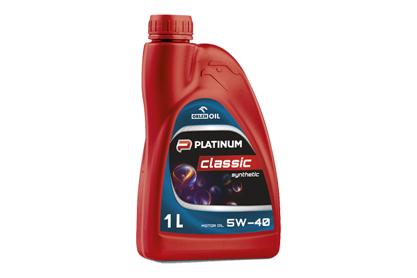 Orlen Oil Platinum Classic Synthetic 5W-40